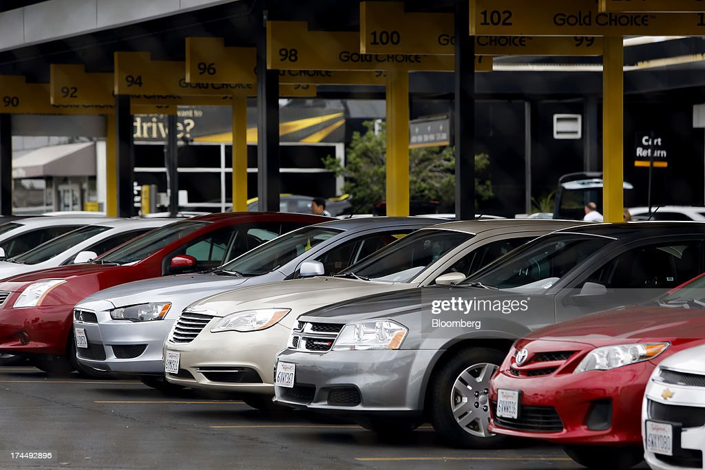 Car Rental Stock Photos And Pictures Getty Images