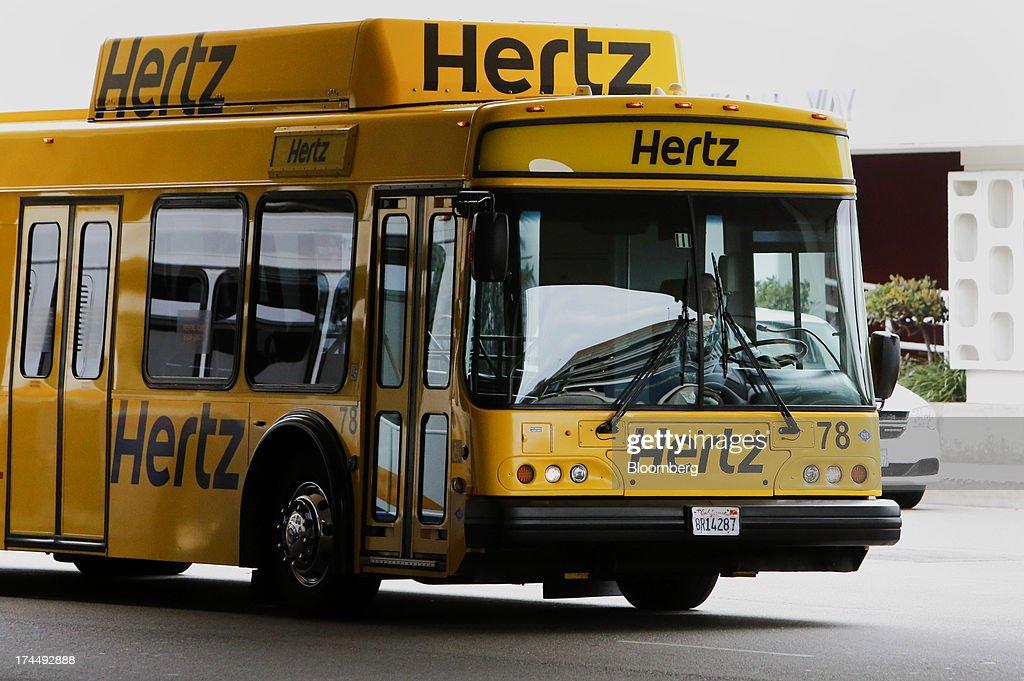 Hertz car rental los angeles airport 11