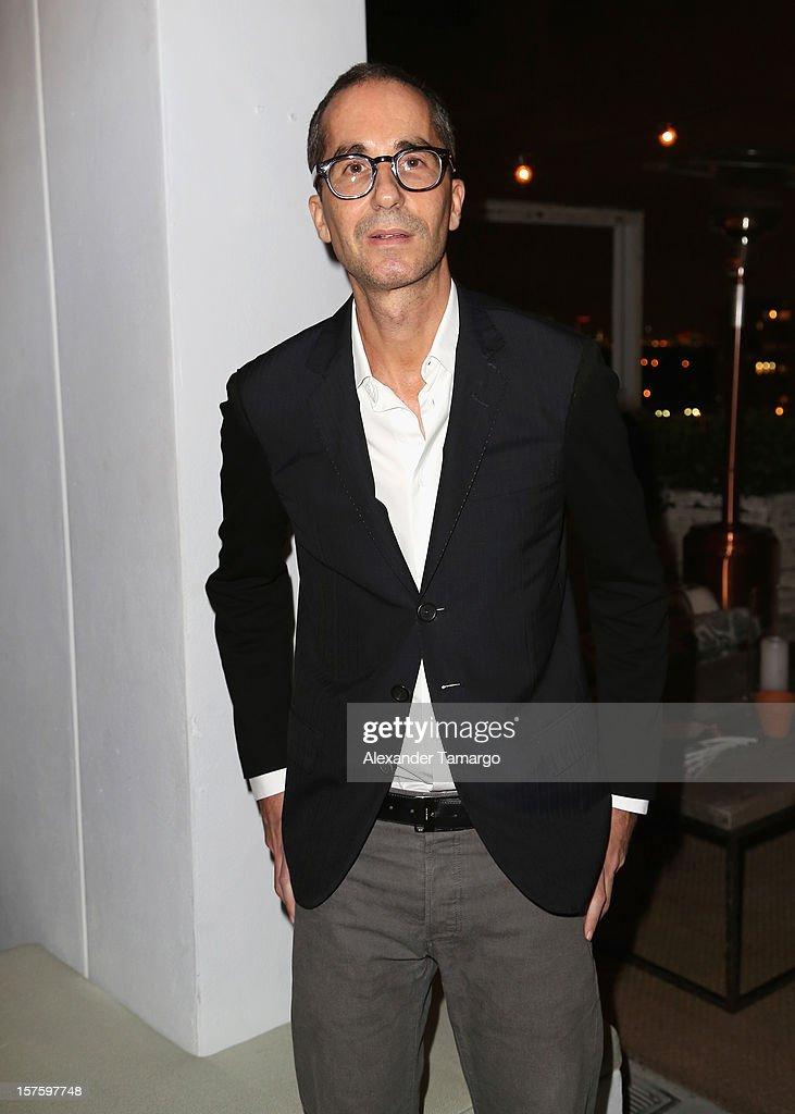 Herve Mikaeloff attends the Baku Magazine Party at Soho Beach House during Miami Art Basel on December 4, 2012 in Miami Beach, Florida. Baku Magazine is dedicated to promoting contemporary art and culture in Azerbaijan.
