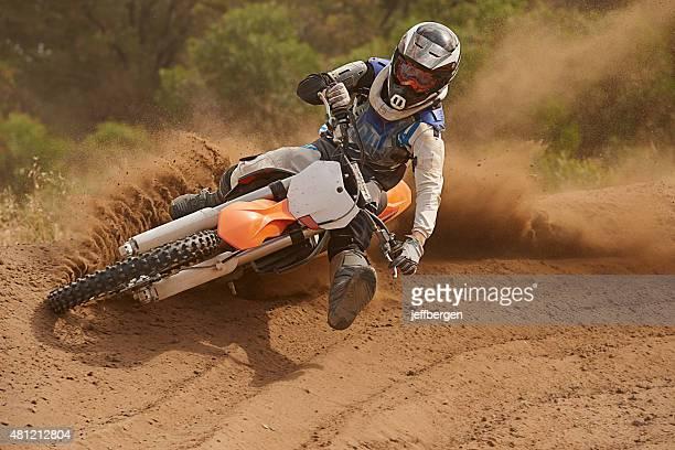 He's a beast on the track
