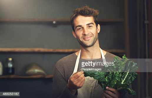 He's a spinach fan