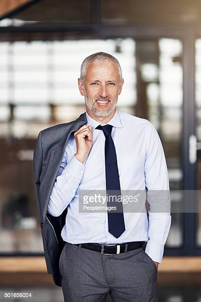 He's a well respected businessman