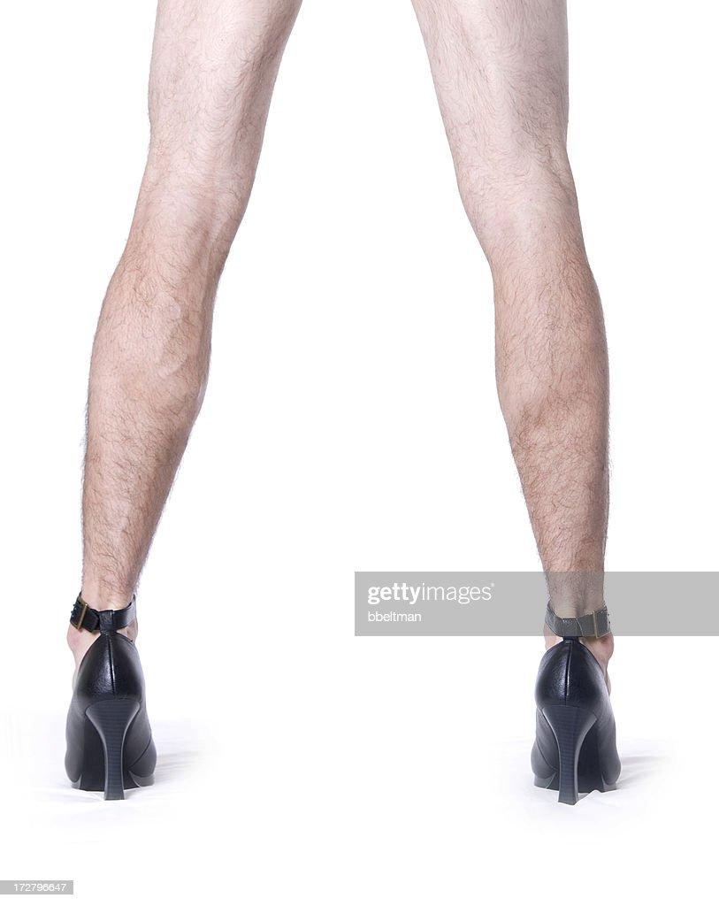 he's got legs