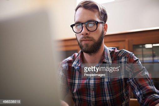 He's one tech-savvy dude