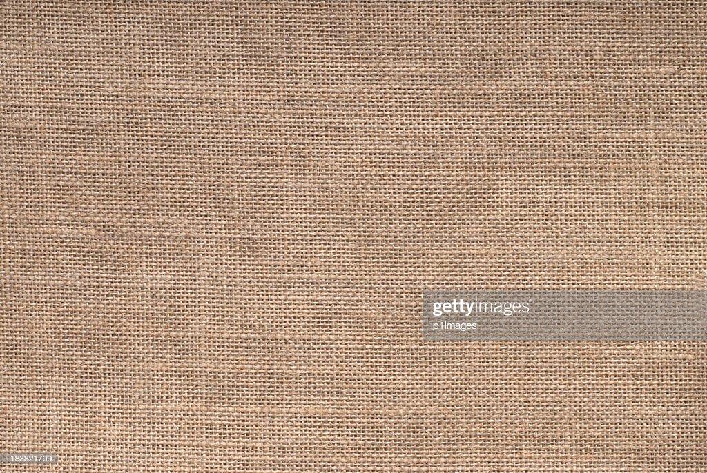 Hessian sack background