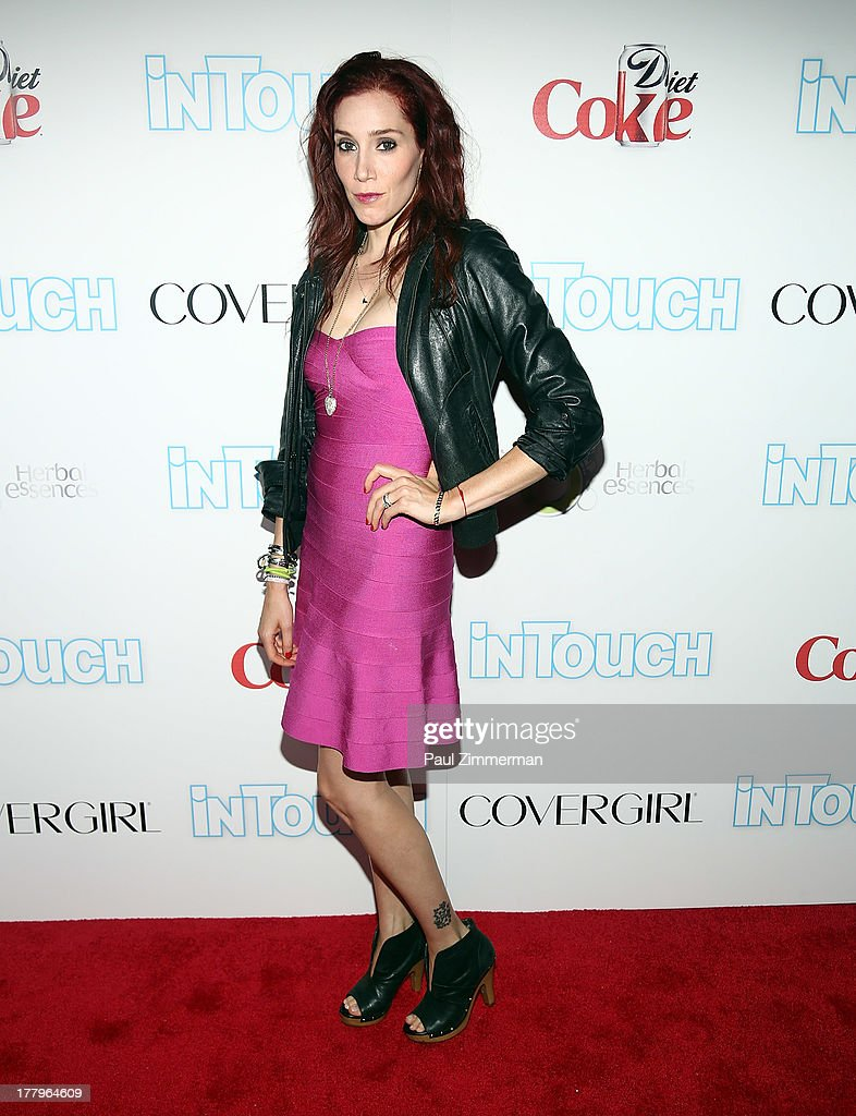 Hesta Prynn attends In Touch Weekly's 2013 Icons & Idols event at FINALE Nightclub on August 25, 2013 in New York City.