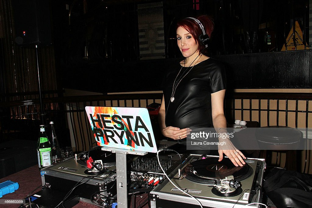Hesta Prynn attends the 'I Love NY' Project to save the Garment District event at Carlton Hotel on February 4, 2014 in New York City.