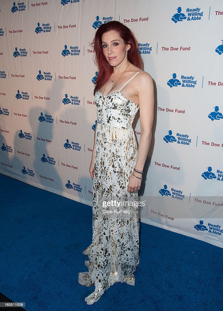 DJ Hesta Prynn attends the The Doe Fund's Second Annual Sweet: New York at the Classic Car Club on March 7, 2013 in New York City.