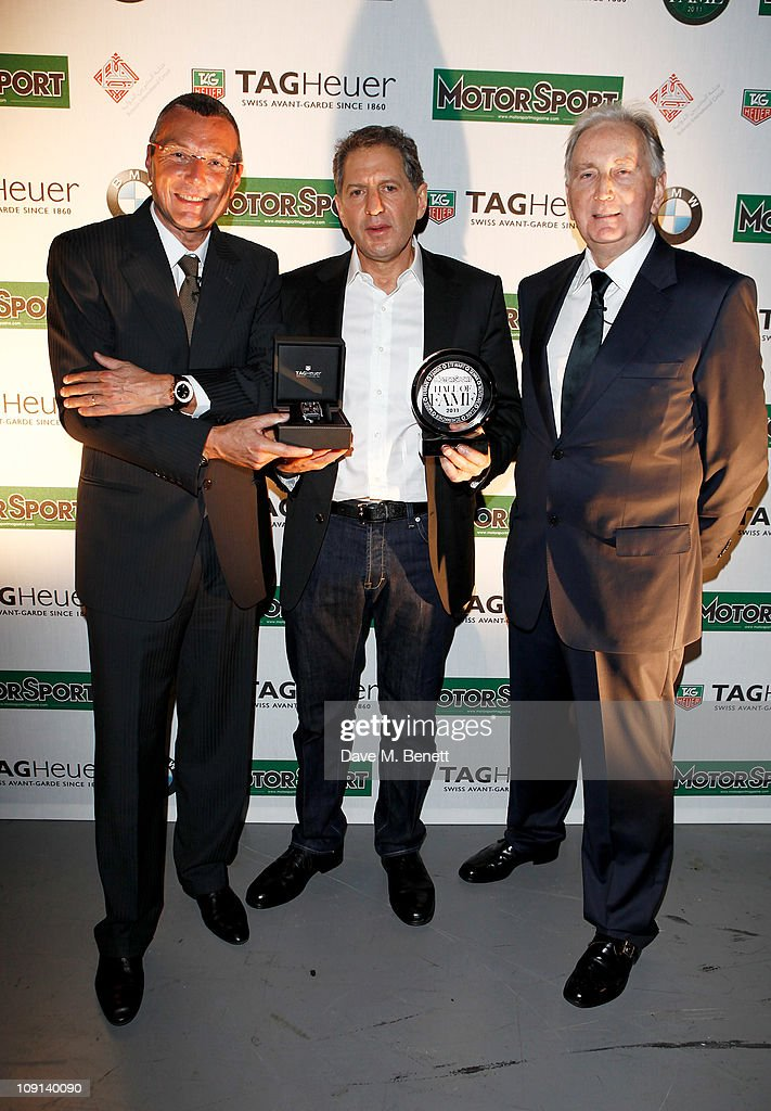 TAG Heuer Motor Sport Hall Of Fame 2011