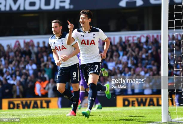 Heung Min Son Stock Photos And Pictures