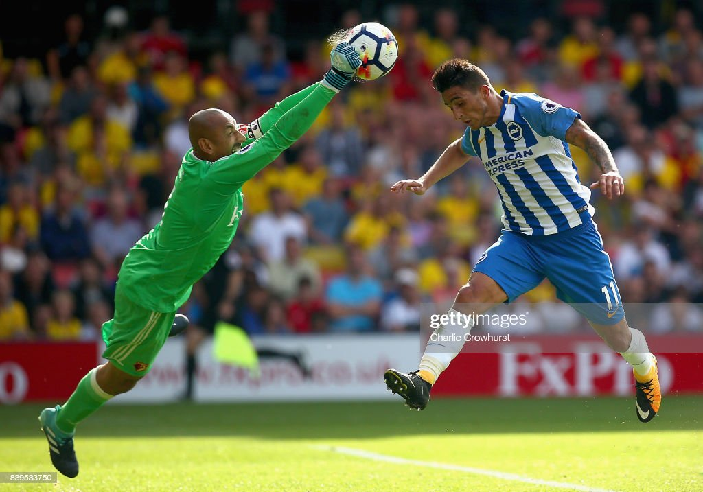 Watford v Brighton and Hove Albion - Premier League