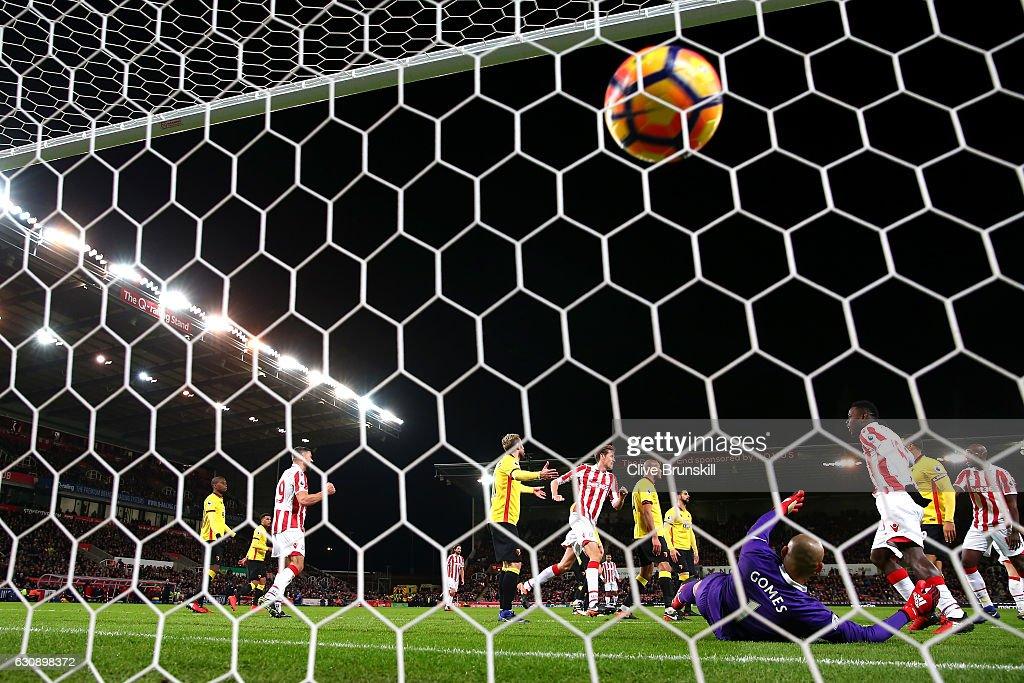 Stoke City v Watford - Premier League