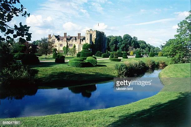 Hever Castle 1998