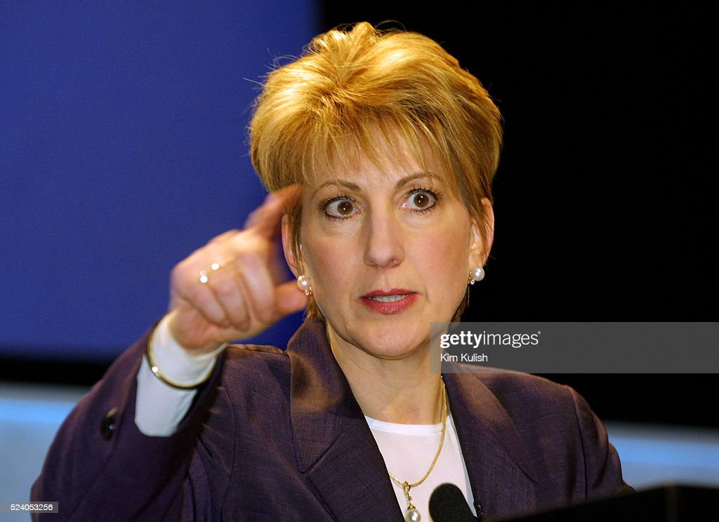 HP CEO Says That Carly Fiorina Is Not Qualified To Be President