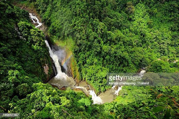 Hewnarok waterfall