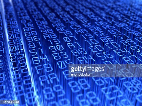 hexadecimal code : Stock Photo