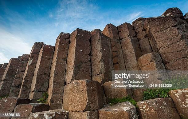 Hexagonal Columns of Basalt