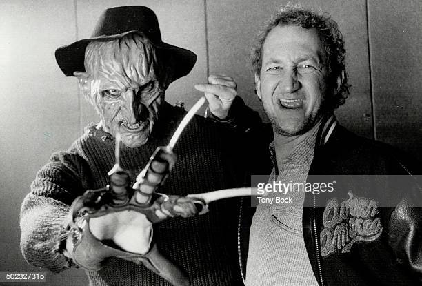 'Hey I'm Freddy' So who's impersonating Freddy Kreuger while Robert Englund travels the country promoting the current Nightmare movie in which he...
