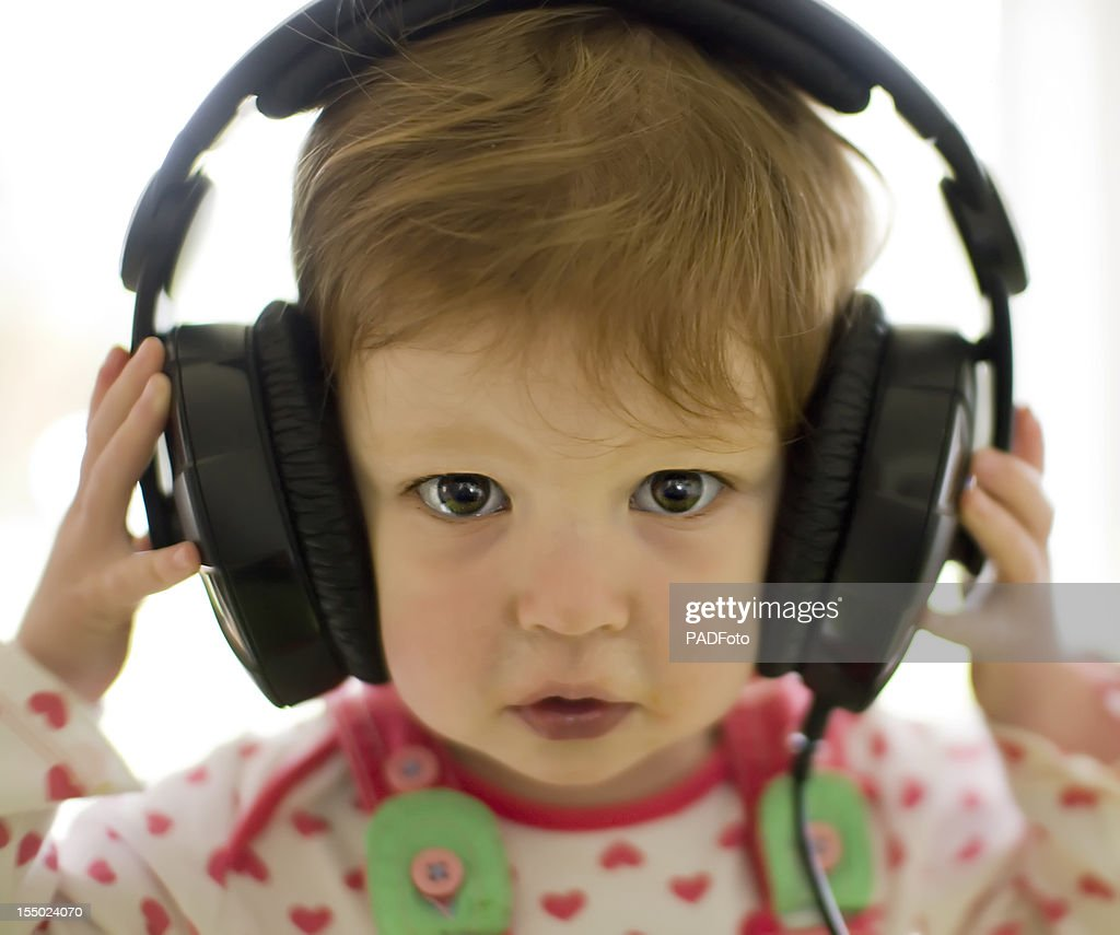Hey Miss DJ : Stock Photo