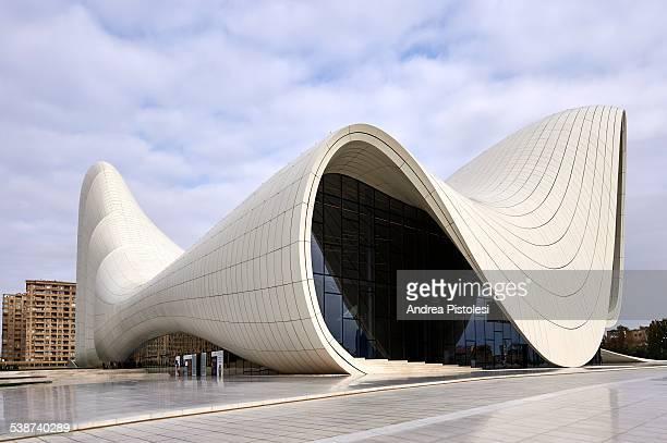 Heydar Aliyev Centre by Zaha Hadid, Baku