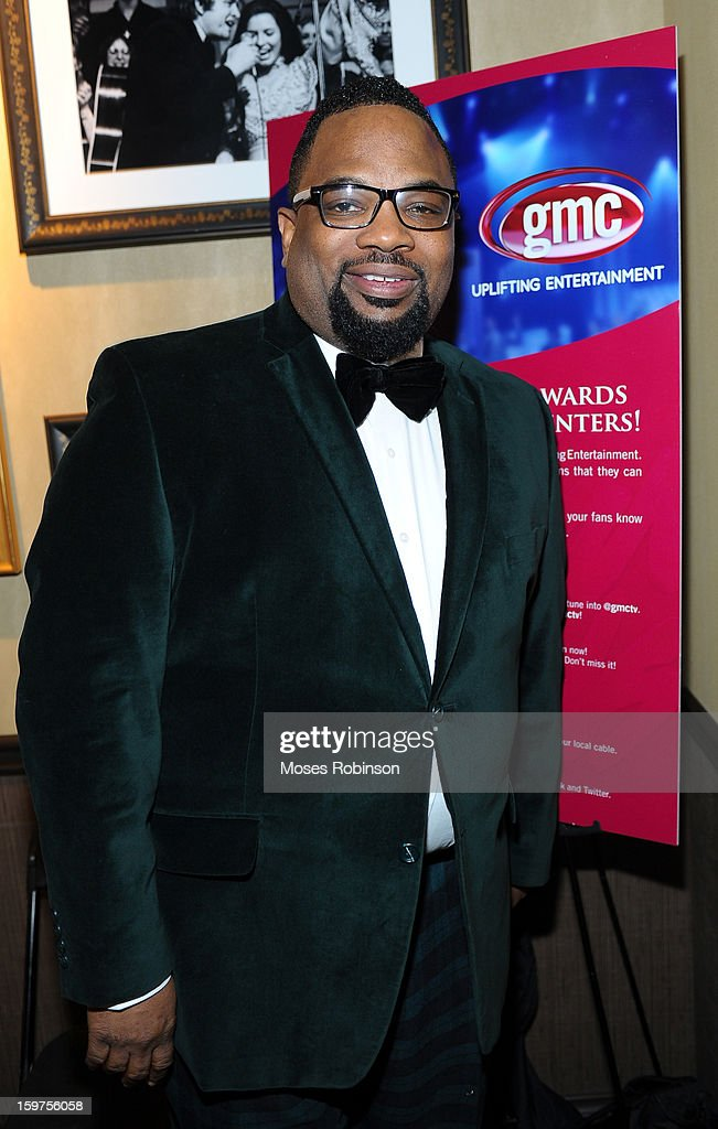 Hezekiah Walker attends the 28th Annual Stellar Awards Backstage at Grand Ole Opry House on January 19, 2013 in Nashville, Tennessee.