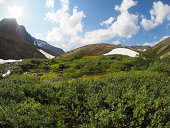 Hibiny mountain
