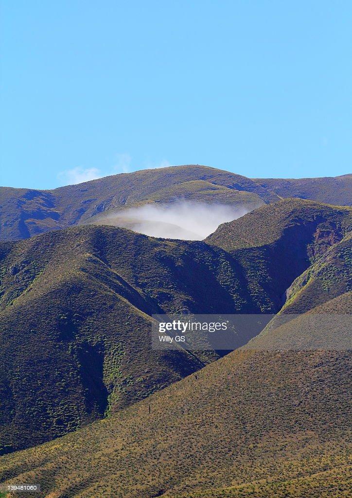 Hidden cloud