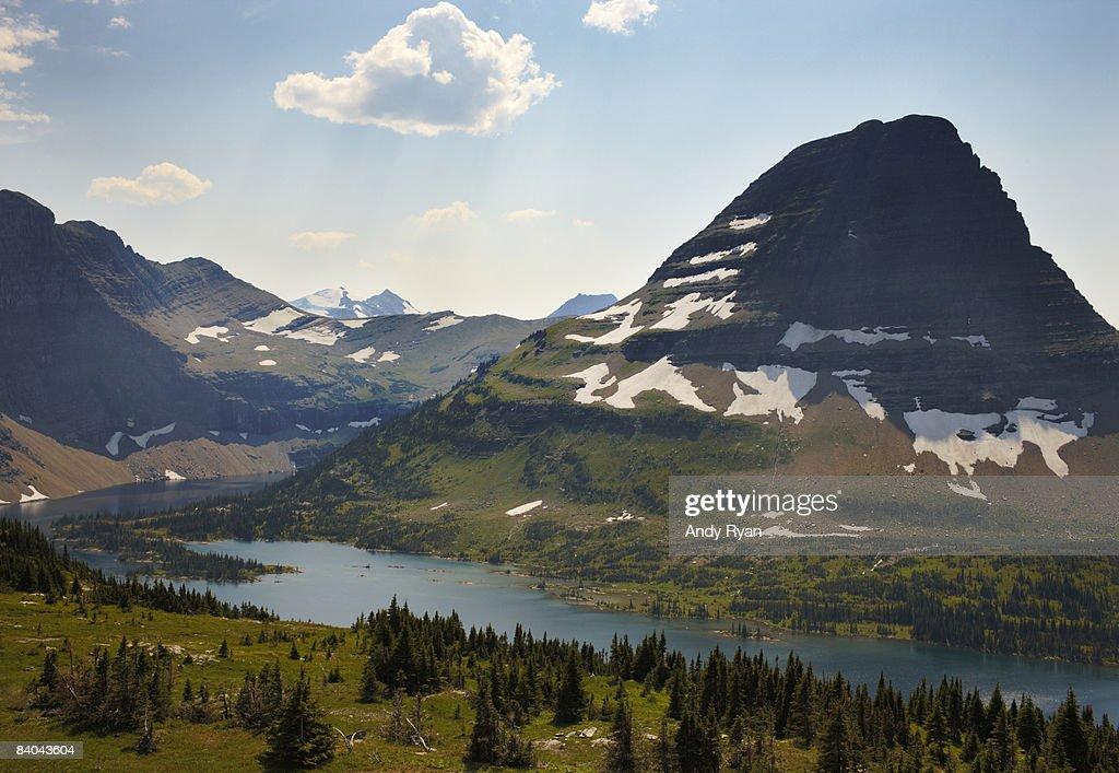 Hidden Lake, Glacier National Park, Montana