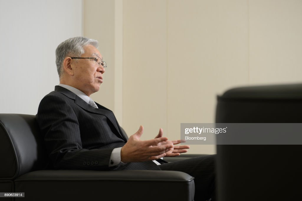 Asahi Kasei Corp. President Hideki Kobori Interview