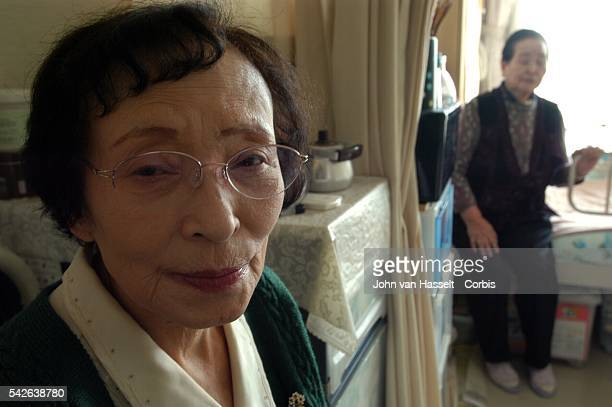 Hideko Kado was a 24yearold stenographer working in her office in the Nishituroshima district 2 kms from the epicenter when the blast destroyed her...