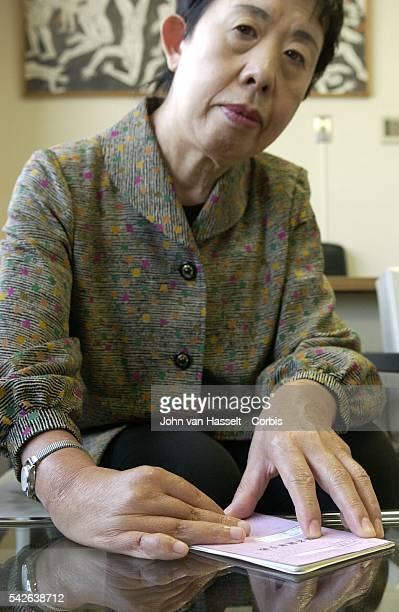 Hideko Matsuyo is a 62yearold accountant in Nagasaki Atom bomb survivors known as 'hibakusha' who were in contact with radiation were issued...