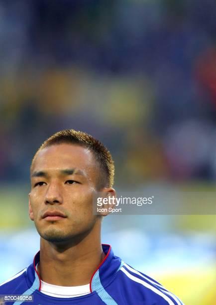 Hidetoshi NAKATA Bresil / Japon Coupe du Monde 2006
