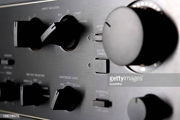 Hi-Fi sound system Amplifier
