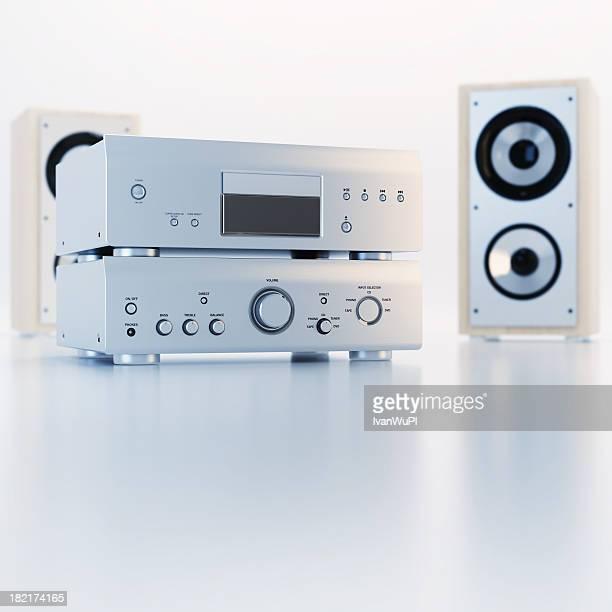 Hi-Fi Soundsystem
