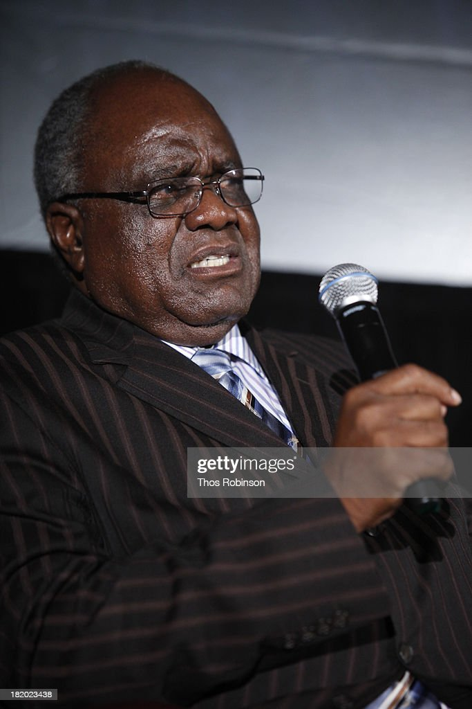H.E. Hifikepunye Pohamba, President of Namibia attends Africa-America Institute 60th Anniversary Awards Gala at New York Hilton on September 25, 2013 in New York City.