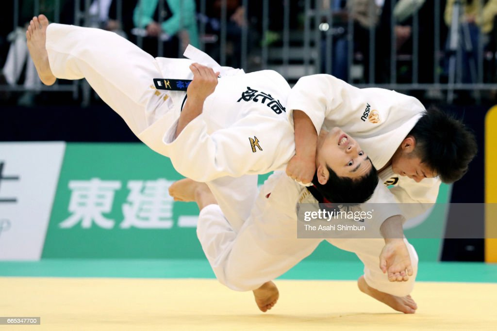 All Japan Invitational Judo Championships By Weight Category - Day 1
