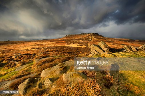 Higger Tor, Peak District National Park