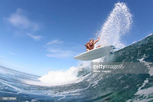high action and performance surfing