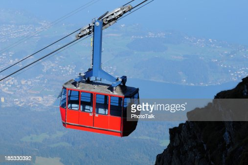 High Altitude Cable Car - XLarge