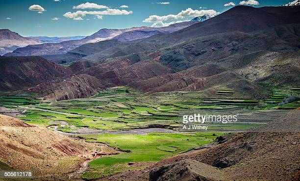 High Atlas landscape