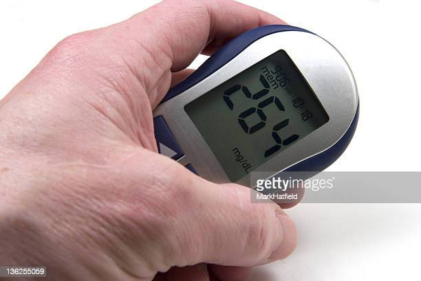 Os níveis elevados de açúcar no sangue