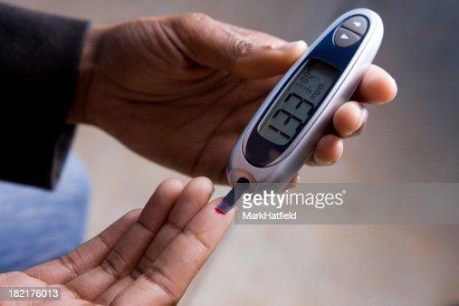 High Blood Sugar Test