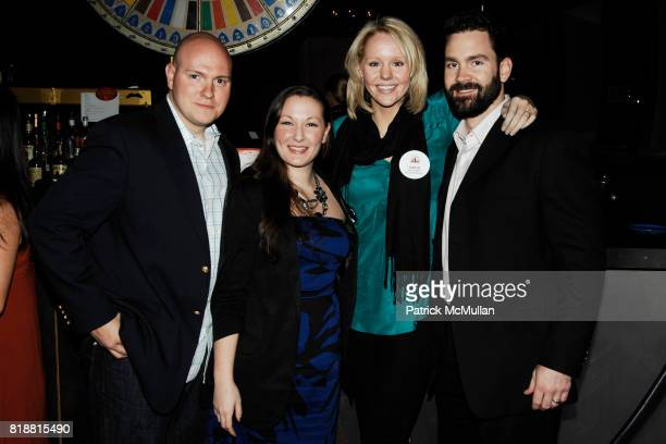 BJ High Christie High Lauren Reich and Carter Reich attend LITERACY ASSOCIATES Second Annual Benefit for LITERACY PARTNERS at Carnival on April 27...