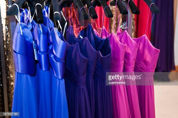 High class dresses