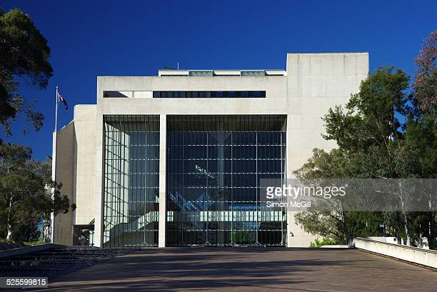 High Court of Australia Parkes Australian Capital Territory Australia