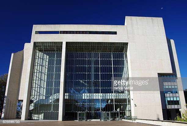 High Court of Australia Parkes Canberra Australian Capital Territory Australia