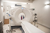 High Definition CT Scanner