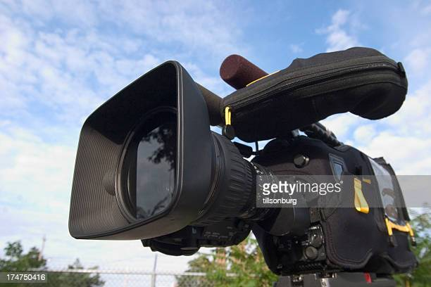 High Definition Professional Video Camera