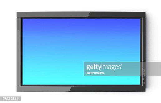 High Definition TV : Stock Photo