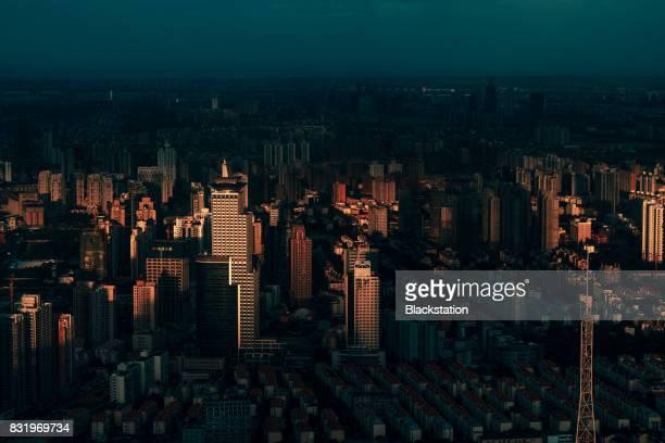 High density residential blocks